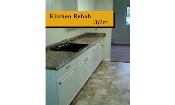 4. Kitchen Rehab After