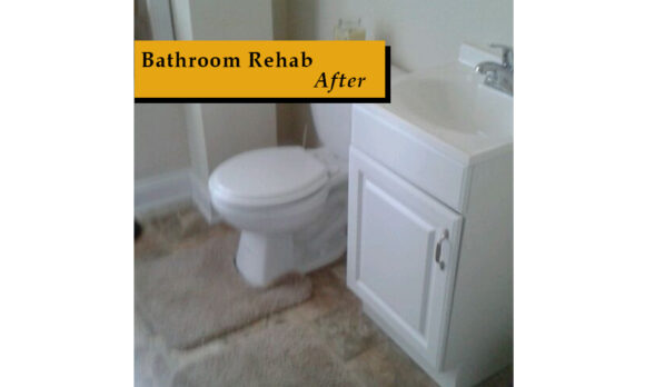 6. Bath Rehab After
